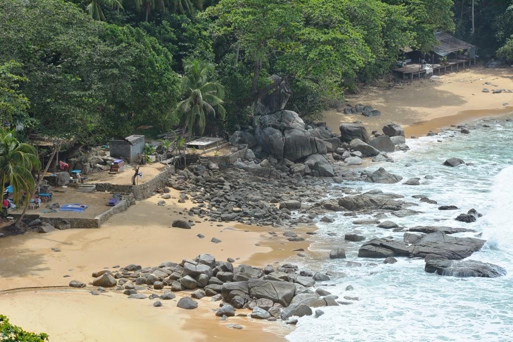 Laam Sing Beach Phuket