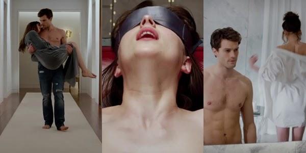 """Cinquenta tons de Cinza"", assista o primeiro trailer do filme"