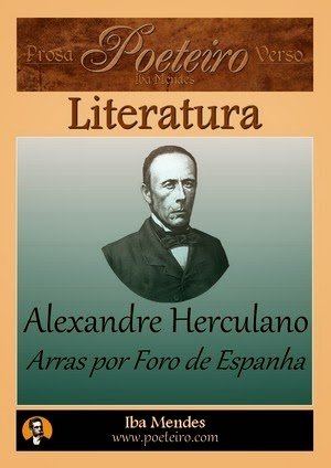 Arras por Foro de Espanha, de Alexandre Herculano