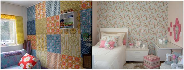 decoração com textura para as paredes