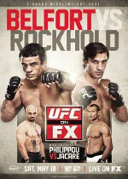 UFC on FX 8 Belfort vs Rockhold (2013)