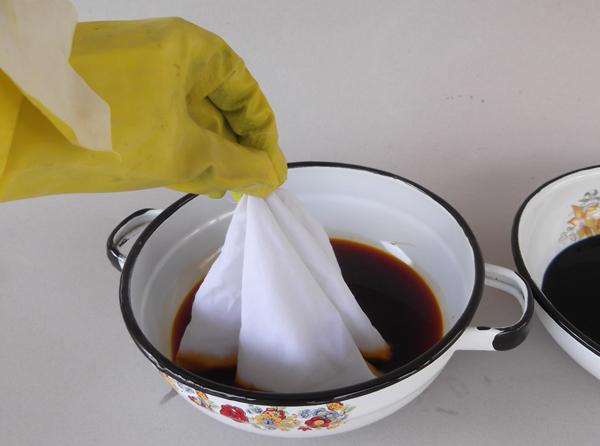 πώς βάφω ύφασμα, tie and dye, μπογιά για ύφασμα