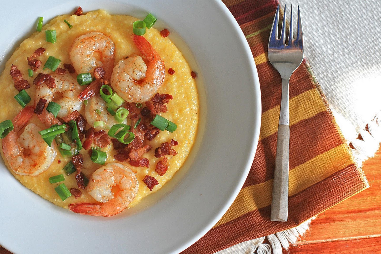 Bacon-Cheddar Grits Recipes — Dishmaps