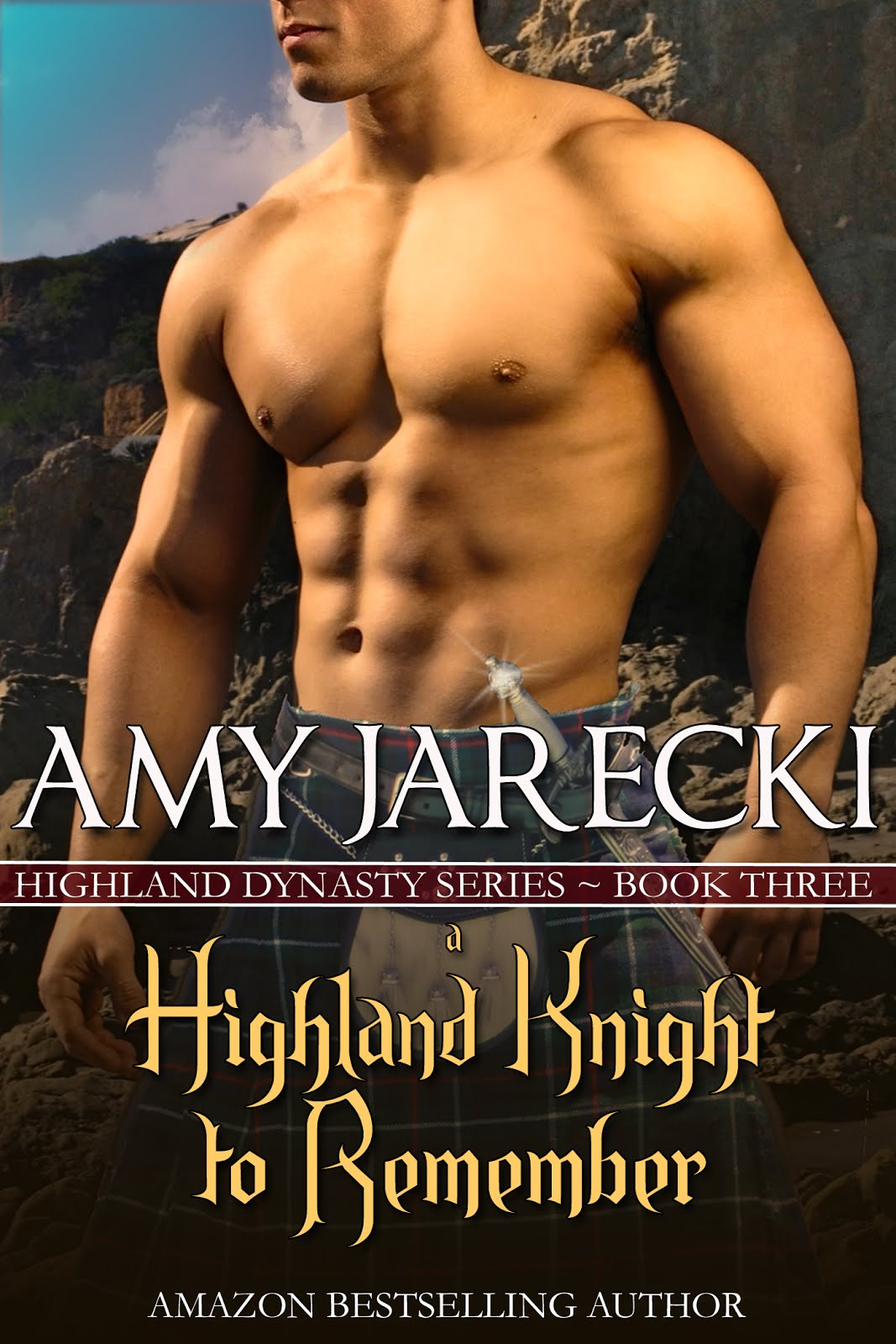 Highland Dynasty - Book 3