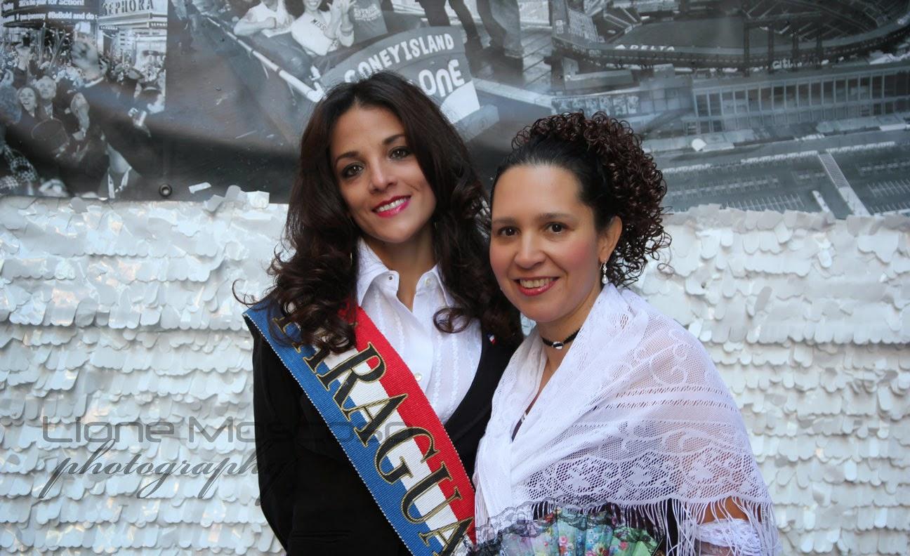 Desfile de la hispanidad de Nueva York 2014 - Paraguay