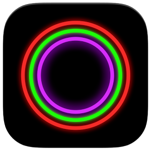 Neon Glow – Icon Pack APK V.1.1 Full Download