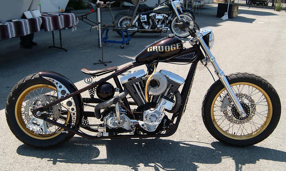 Bobber Cafe Racer Harley Davidson Hd Wallpaper 1080p: Estilos De Motos Customizadas (Parte 1