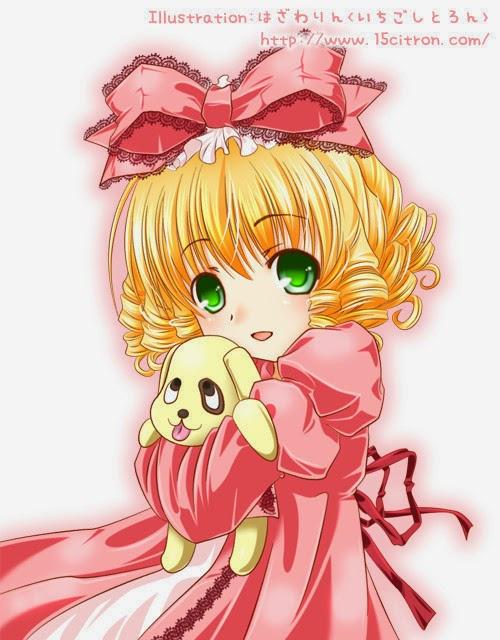 Rozen Maiden Hinaichigo