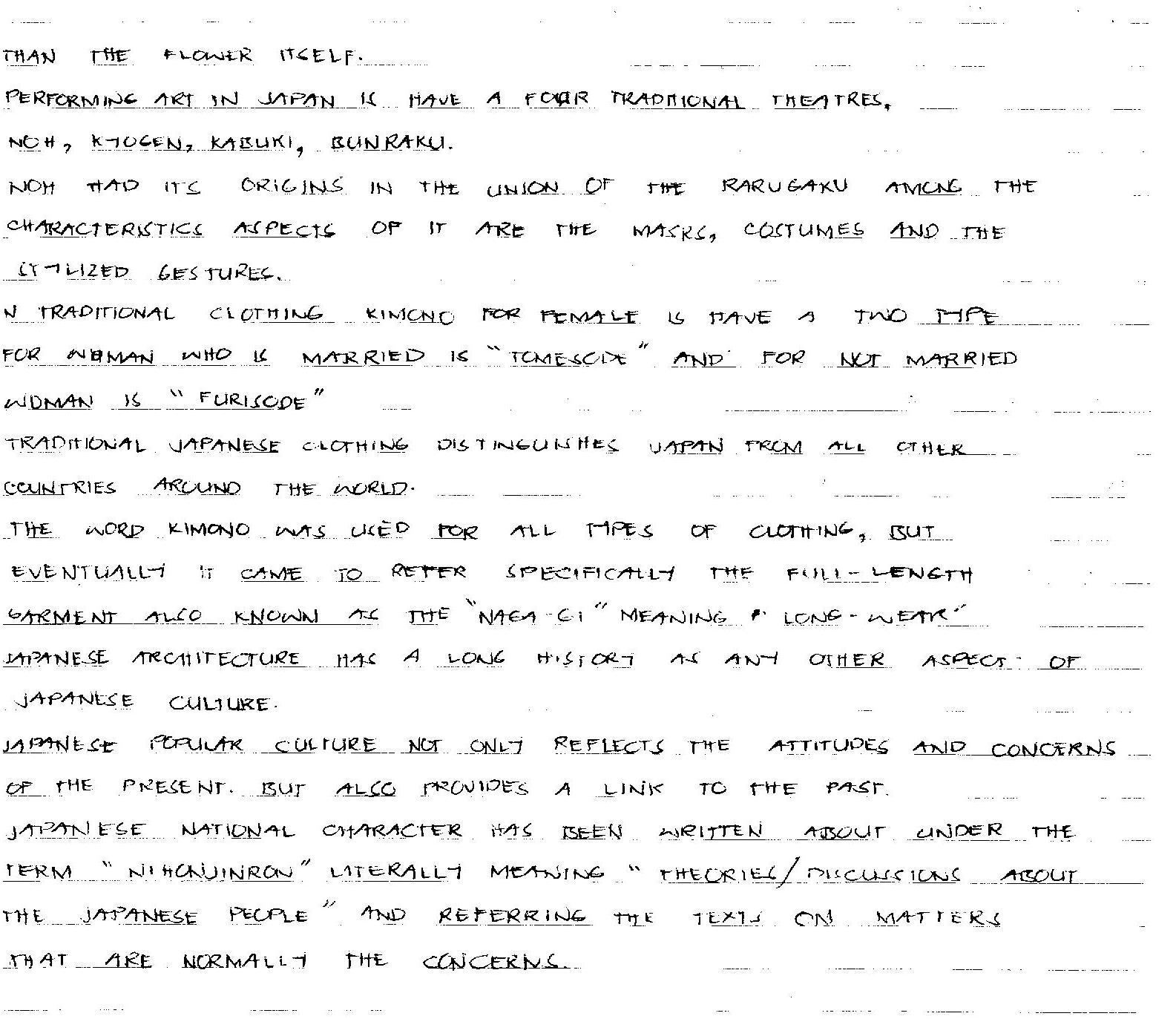 United Nations Day Essays  Maharlika Village Islamic Foundation  Japan P By Noraina Macalbas