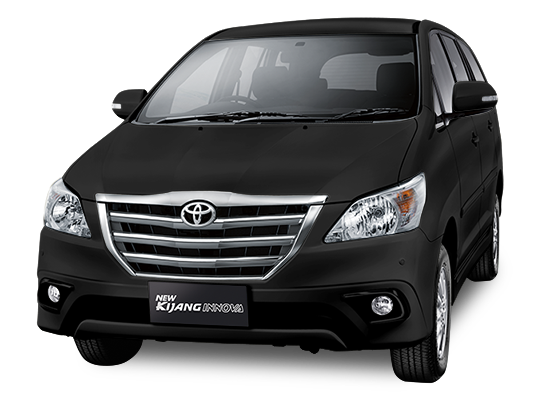 Toyota Grand New Kijang Innova Black Mica