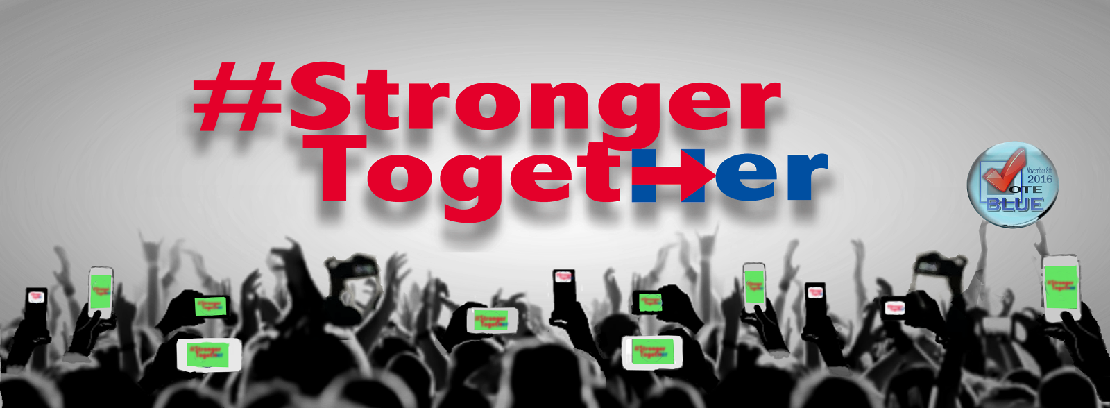 #StrongerTogether