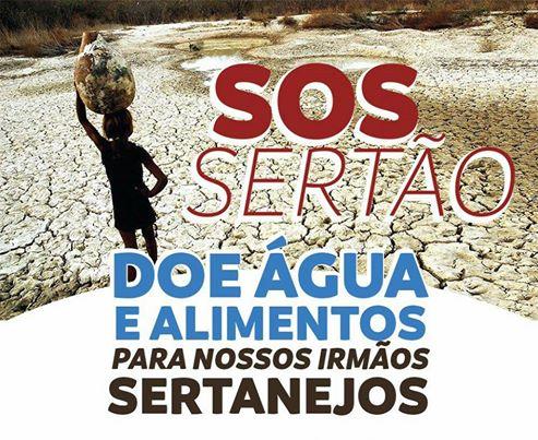 #SOSSERTÃO