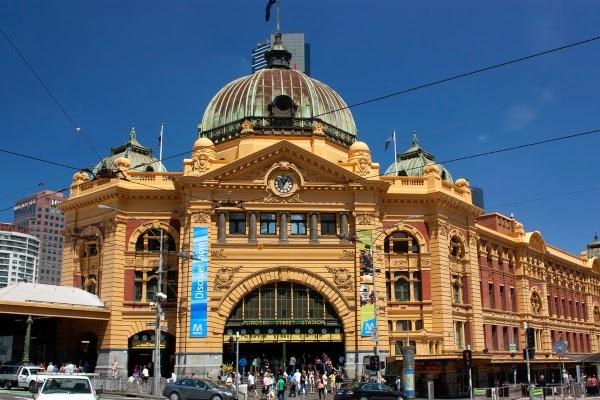 Melbourne Dworzec