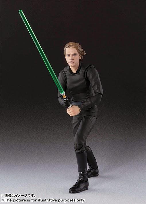 star wars luke skywalker light saber