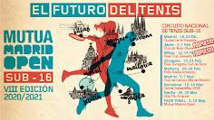 Mutua Madrid Open sub-16, 2020-2021