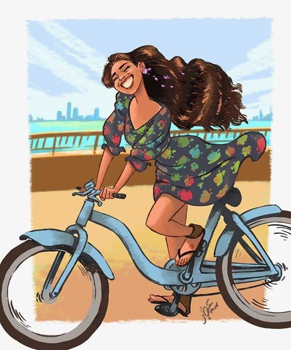 En bici mejor!