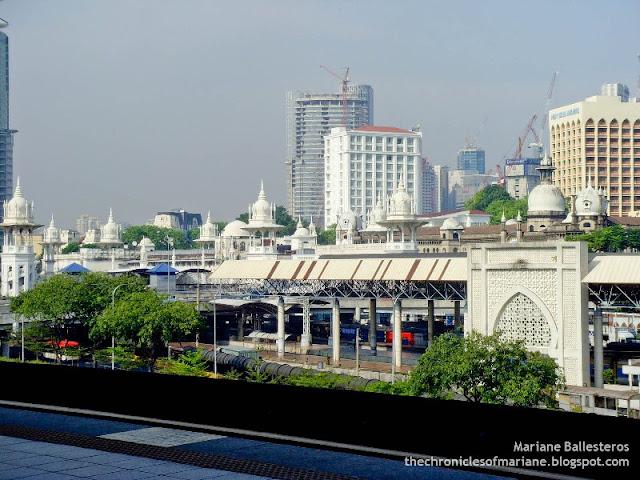 Old Kuala Lumpur Station