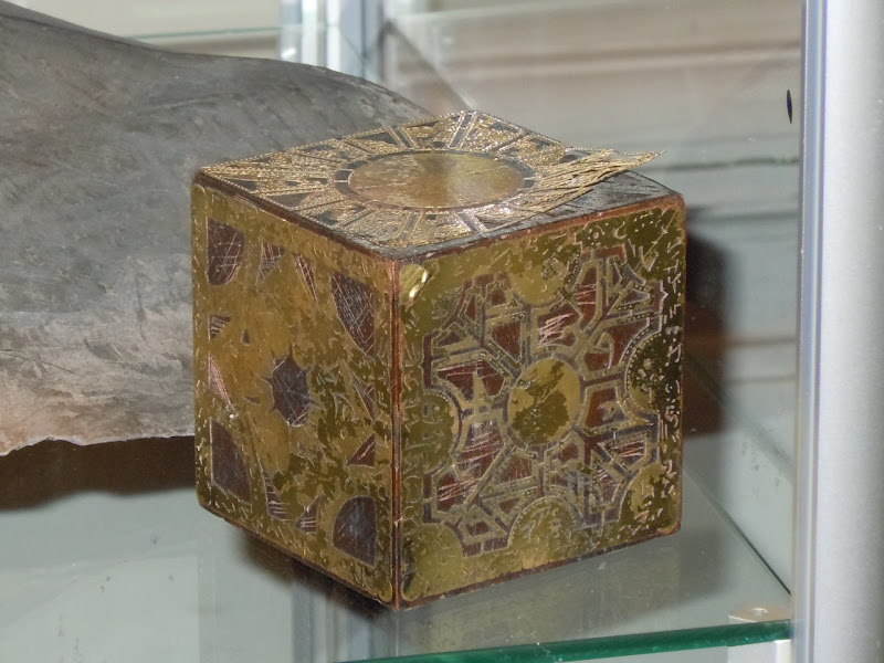 Hellraiser puzzle box prop