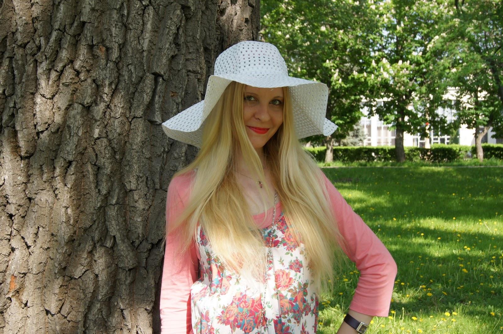 In fashion: Summer Flover Girl!!! By Olga Babko!!!siberian mouse masha