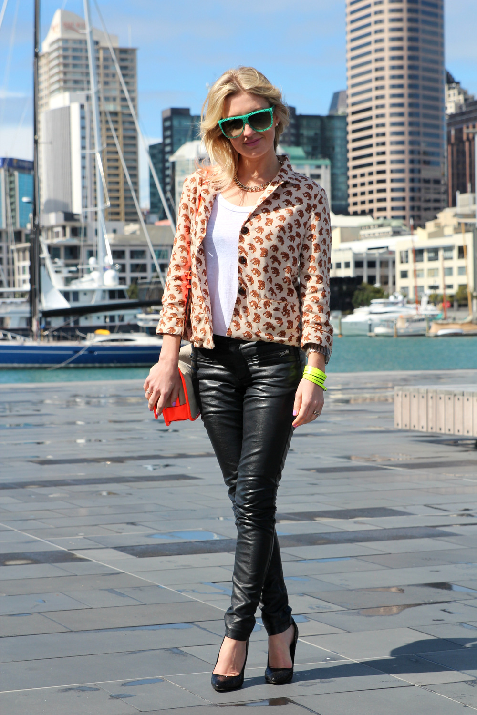 Foureyes New Zealand Street Style Fashion Blog Biddie
