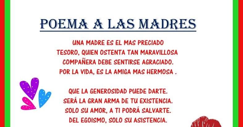Poemas A La Madre Ecosia