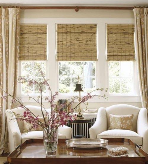 Bamboo Matchstick Window Blinds5
