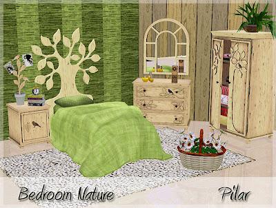 1-06-11  Bedroom Nature