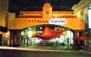 Kesawan Square, Tempat Jajan Enak di Landmark Medan