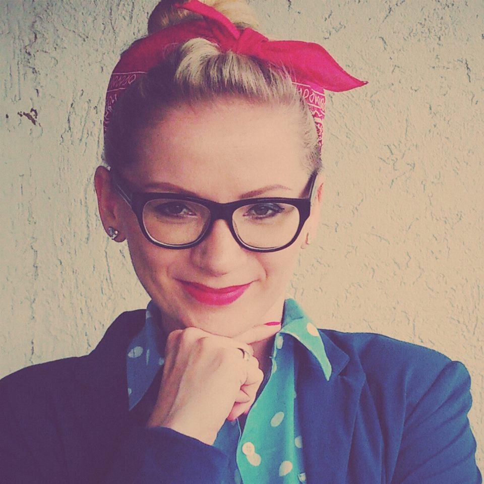Justyna, autorka bloga, Prezydent RK