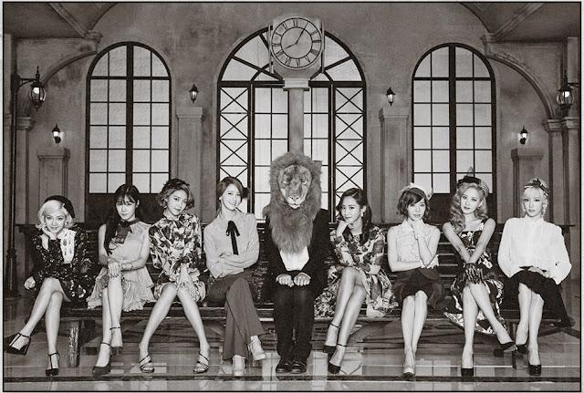 SNSD Lion Heart Girls Generation Teaser Pics