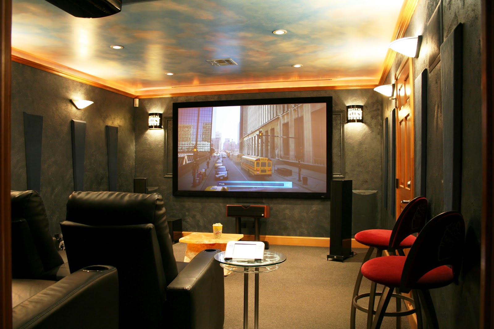 The Gallifreyan Gazette The Future Of Movie Theaters Part One - Home theater design group