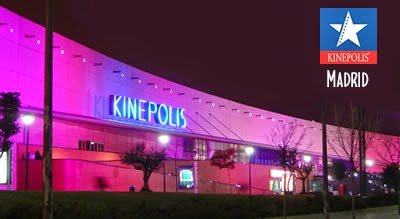 El futuro del cine corred insensatos for Sala 8 kinepolis