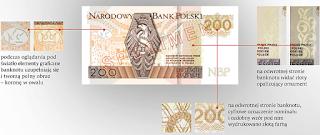nowe zabezpieczenia banknotu