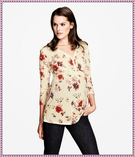 Modebekleidung für Schwangere bei H&M