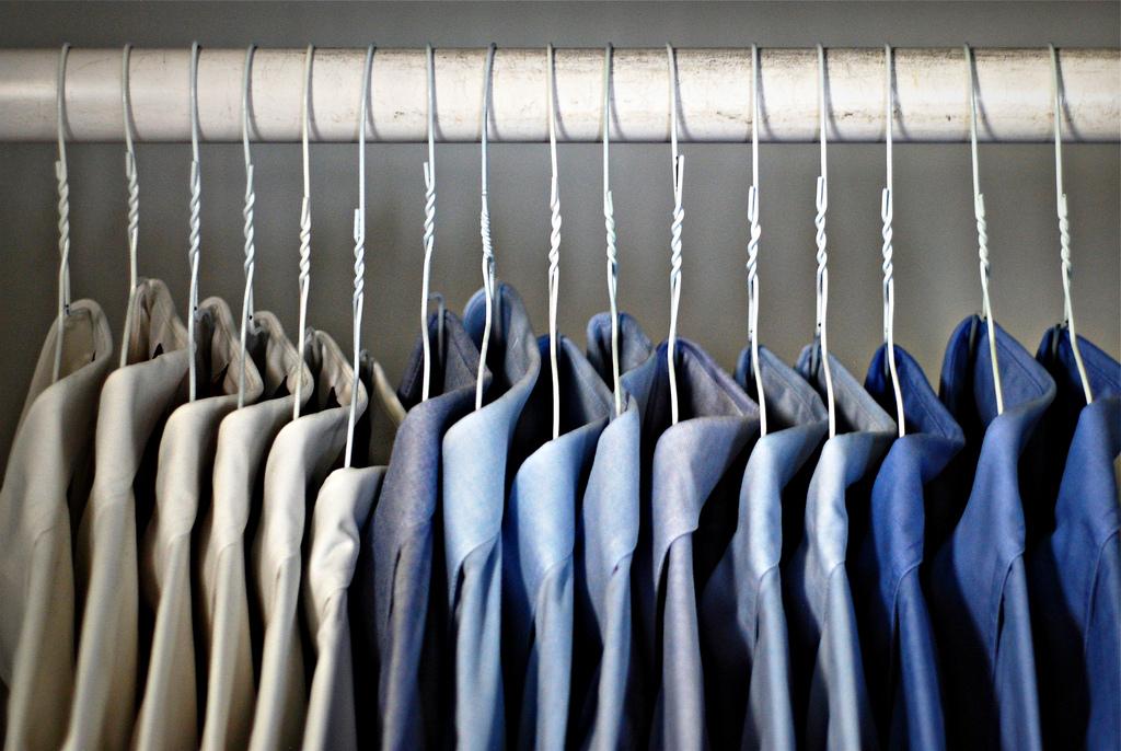 A Closet Metaphor.