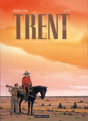 Trent de Leo y Rodolphe, edita Ponent Mon policía de Canadà western