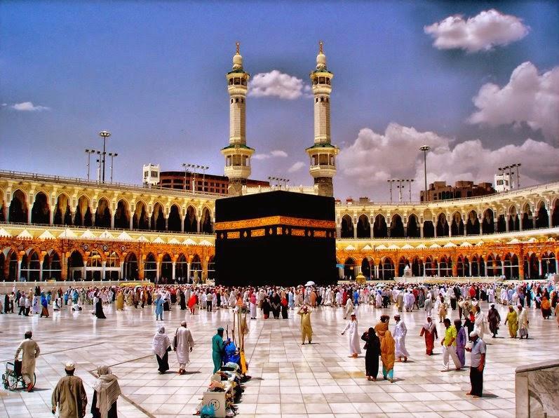 Bergambar di Masjidil Haram Perbuatan Tak Boleh Diterima