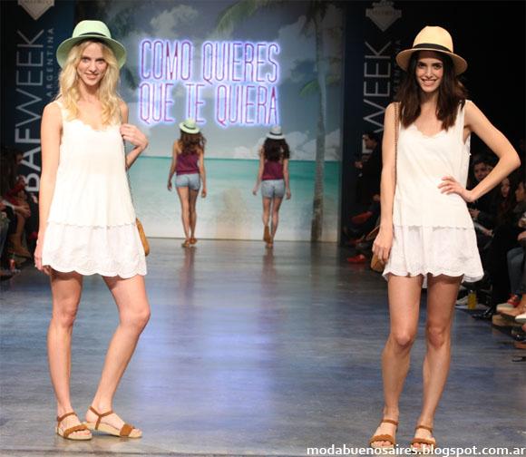 Como quieres que te quiera primavera verano 2013 vestidos. Bafweek.