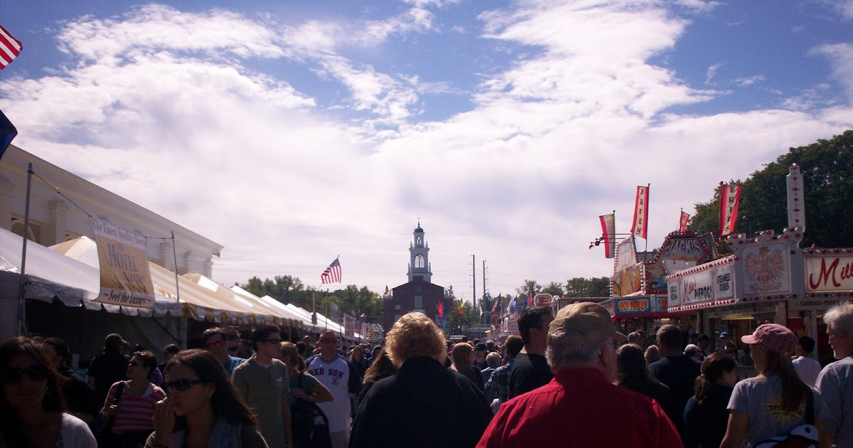 New England Travels: The Big E - West Springfield, Massachusetts