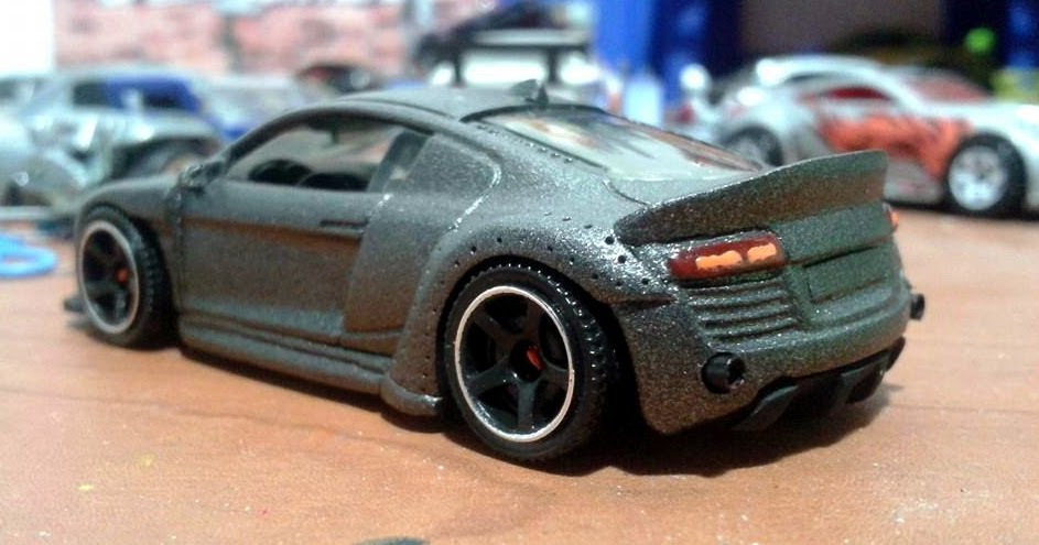 Hot Wheels Customs Hot Wheels Mild Amp Wild Customs Audi