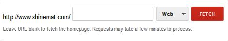 fix google crawling errors