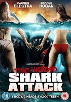 El ataque del tiburon de dos cabezas (2012) online y gratis