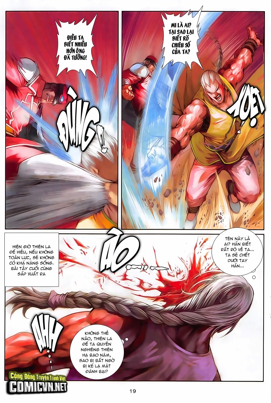 Ba Động Quyền Z Hadouken Zero chap 15 - Trang 19