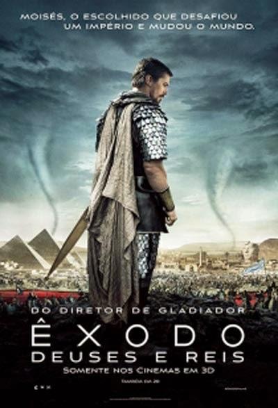 Filme Êxodo Deuses e Reis