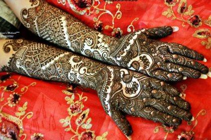 Rajasthani Bridal Mehndi Designs : Bridal mehndi designs rajasthani