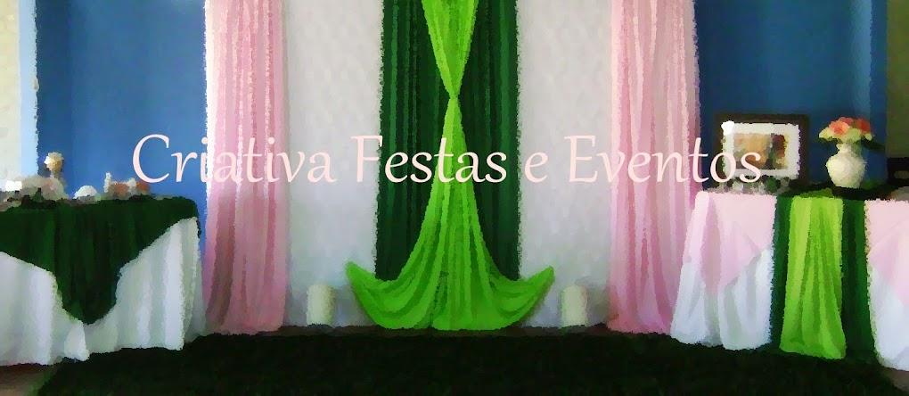 Criativa Festas e Eventos