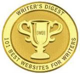 2017 & 2018 Writer's Digest 101 Top Websites for Writers