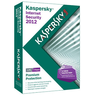 Kaspersky 2012 internet security
