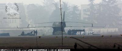 China Global Hawk Like XiangLong UAV