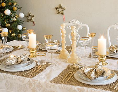Estilo bem casado decor mesa de natal for Decoracion de apartamentos 2015